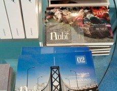 Nubi @ ARTE magazine and new bookstores